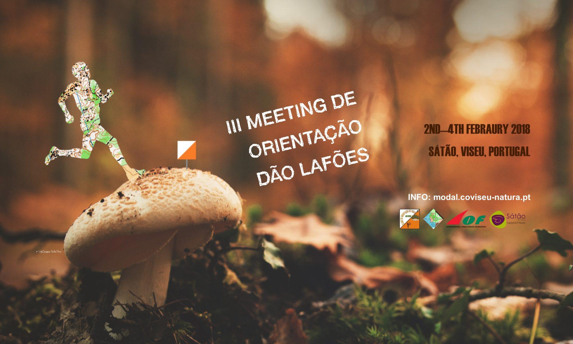 III Orienteering Meeting Dão Lafões - WRE Satão 2018